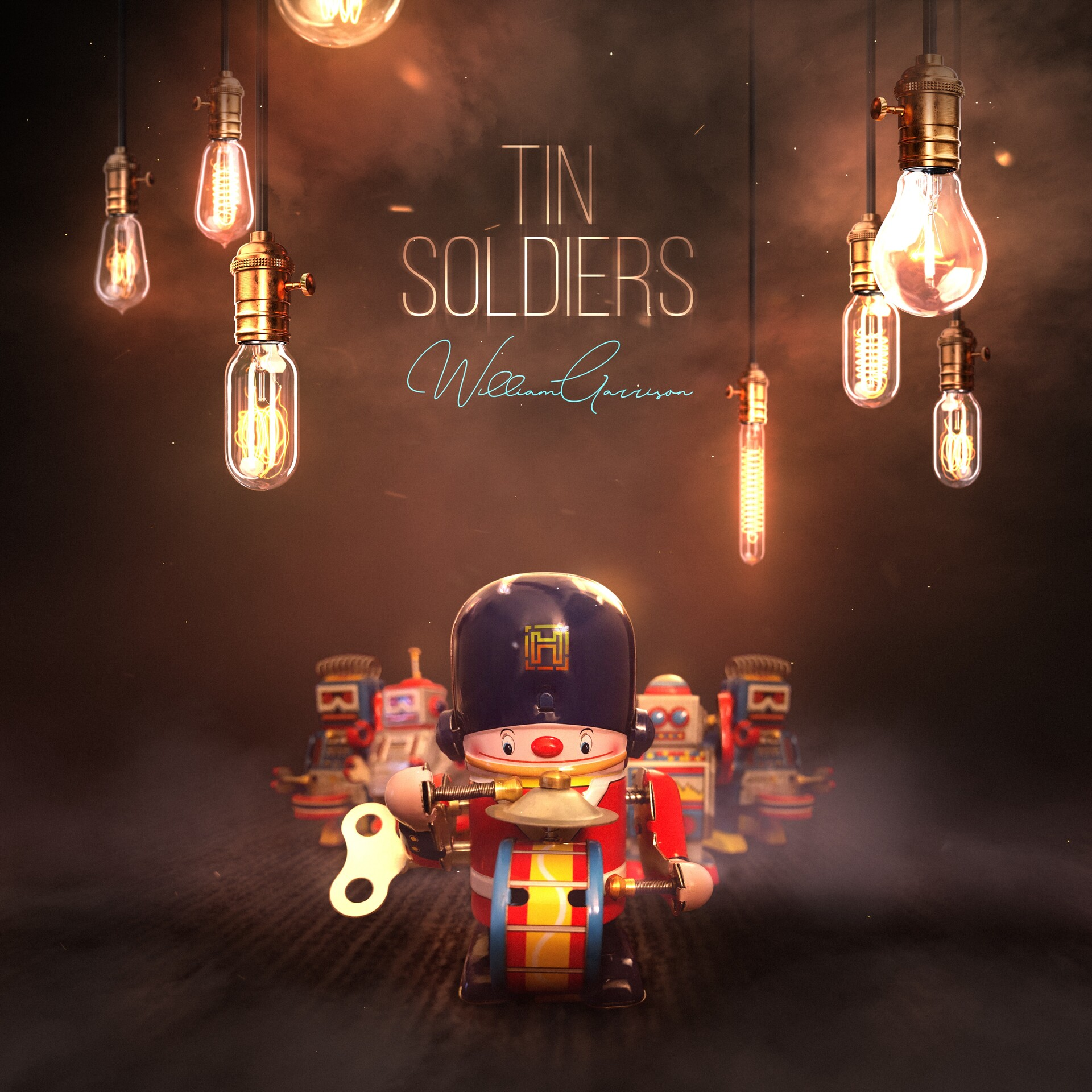 Tin Soldiers . Photoshop